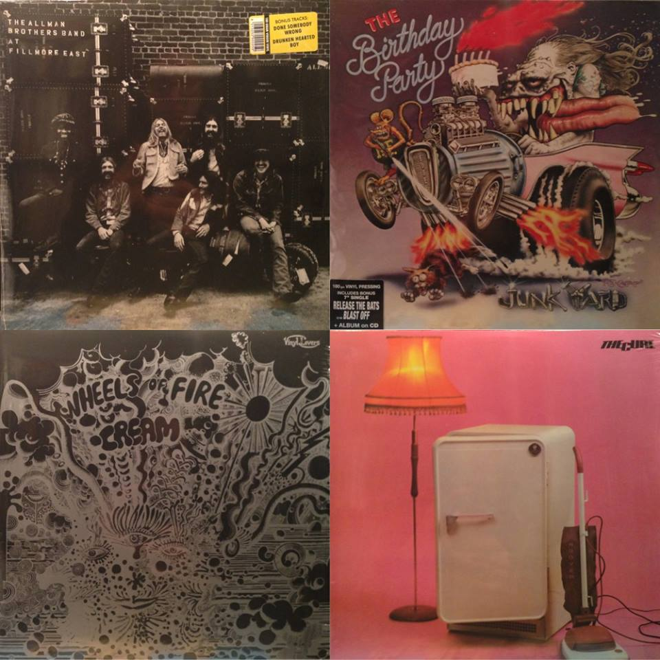 New Vinyl Reissues Reckless Records
