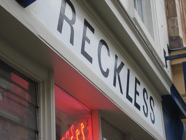 Reckless Records Soho